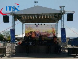 outdoor stage roof for sale